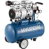 Hyundai Hm1024S Sessiz ve Yağsız Hava Kompresörü, 750 W, 24 lt
