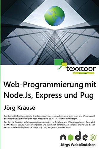 Web-Programmierung mit Node, Express und Pug (Web-programmierung)