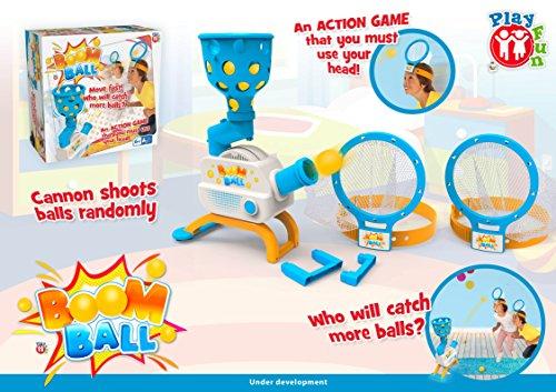IMC Toys- Boom Ball, Juego Mesa Innovación 95977