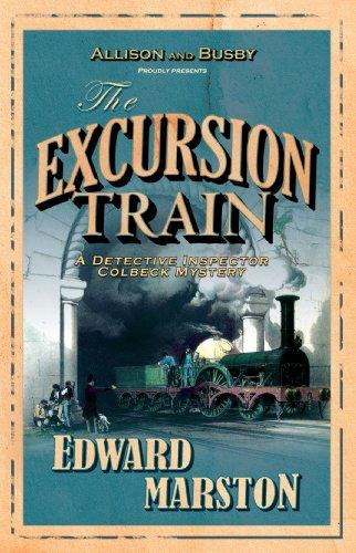 The Excursion Train (The Railway Detective 2)