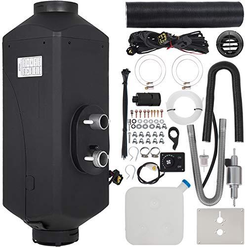 Anhon Calentador Diesel Calentador Eléctrico Ventilador Herramientas para Auto Fácil de Instalar...