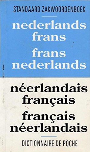 Dictionnaire Néerlandais/Français: Dictionnaire de poche par Gabrielle Hanon
