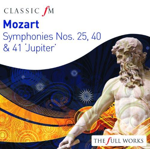 Mozart: Symphony No. 40, 41 & 25