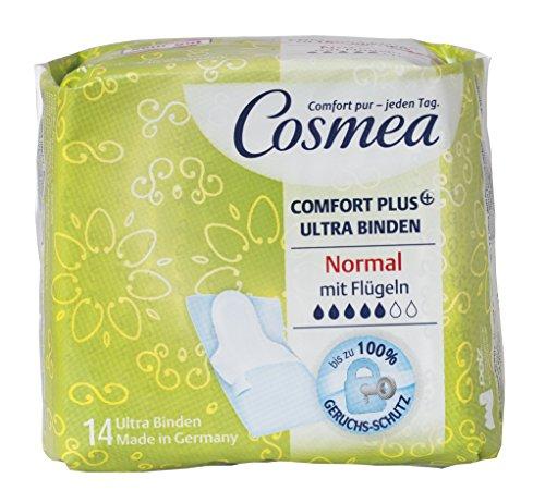 Cosmea Ultra Dünn Normal Plus, 6er Pack (6 x 14 Stück)