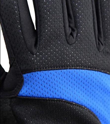 Warmpalm Gants Full-doigts / hommes et les femmes tous les moyens Gants / Gants d'équitation / Vélo Gants / Escalade est un gant / Outdoor Gants Plein-doigts Mme gants chauds ( couleur : 1# , taille : # 2