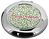 Advanta Group Merry Christmas with Mistelzweig rund Schminkspiegel Weihnachten