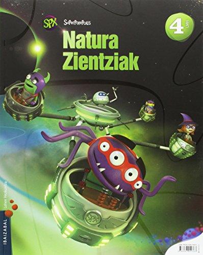 Natura zientziak, 4 Lehen Hetzkuntza por José Javier García Iglesias