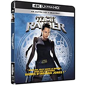 Lara Croft - Tomb Raider [4K Ultra HD + Blu-ray]