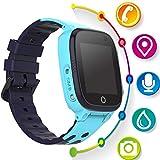 Montre Intelligente pour Enfants IP67 Étanche, Smartwatch Téléphone Mobile avec...