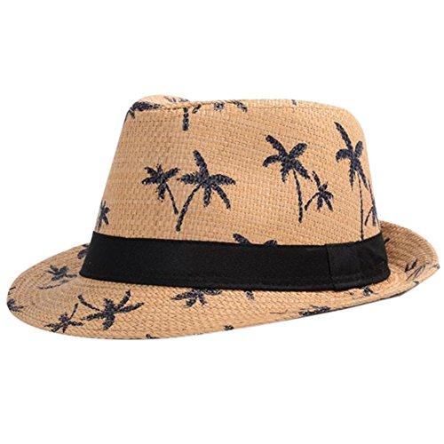 Aikesi Sombrero Estilo Neutral Moda Sombrero de Playa Sombrero de Casual  Gorro para el Sol Gorra 3732950ead5