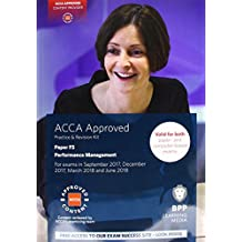 Amazon acca accounting finance books acca f5 performance management practice and revision kit fandeluxe Images