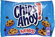 Chips Ahoy - Minis - Galletas con gotas de chocolate- 40 g
