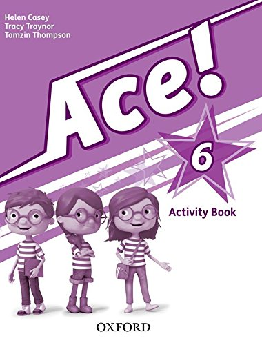 Ace! 6: Activity Book - 9780194006927 por Helen Casey