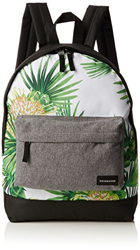 Quiksilver Everyday Poster Zaino Casual, 32 cm, Bp Protea White