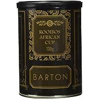 Barton Rooibos African Cup - Infusión de origen Sudafricano, 130 gr