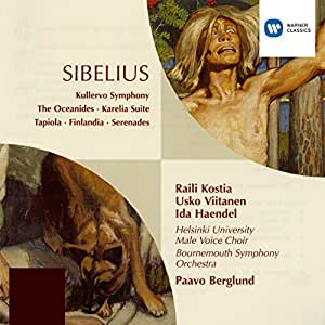 Sibelius - Kullervo etc