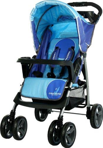 Caretero Monaco Stroller (Blue)
