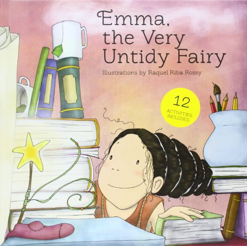 Emma The Very Untidy Fairy