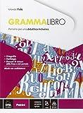 Grammalibro. Percorsi di grammatica per una didattica inclusiva BES. Per la Scuola media. Con DVD-ROM. Con e-book. Con espansione online