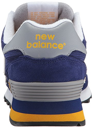 New Balance Mens 515 Classics Suede Trainers Tempers Goldrush
