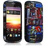 Seluxion - Coque Semi Rigide pour Smartphone Wiko Cink Slim / Slim 2 - Motif KJ26