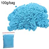 BIKITIQUE Magic Motion Moving Space Sand Many Colours DIY Clay Puzzle...