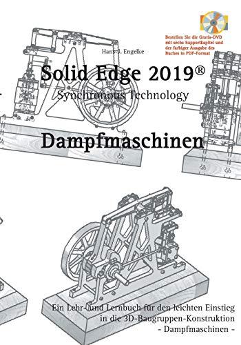 Solid Edge 2019 Dampfmaschinen (Solid Edge Software)