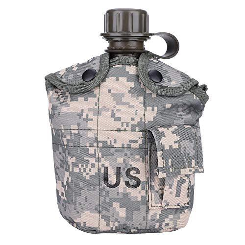 Cantina de Estilo Militar, Botella de Agua de...
