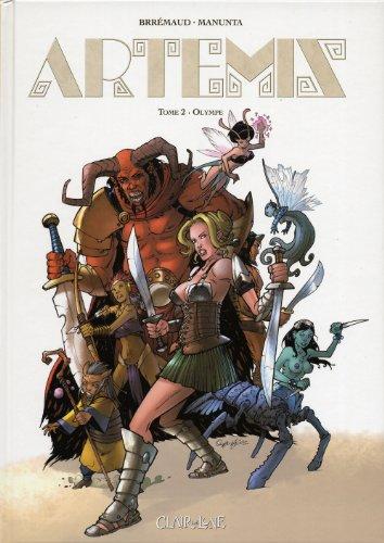Artemis, Tome 2 : Olympe