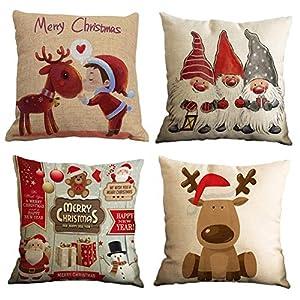 Gspirit Feliz Navidad 4 Pack