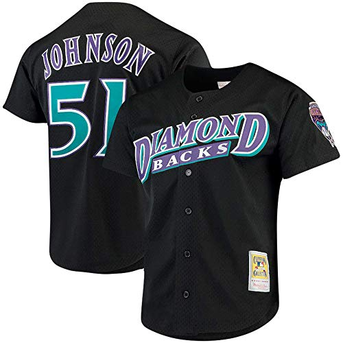 customFUM 2019 personalisierte Baseball Jersey, Sport T-Shirt Jersey für Männer, Frauen, Jugend, Maßanfertigung mit beliebigen Namen und Nummer (Diamondback Sport)