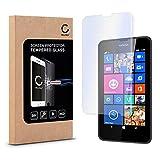 CELLONICVetro Protettivo di Schermo per Nokia/Microsoft Lumia 630 (2.5D, 0,33mm, 9H, Trasparenza ad Alta) - Protezione Schermo Pellicola Protettiva Temperato Proteggi Tempered Glass