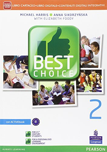 Best choiceLIM. Per le Scuole superiori. Con e-book. Con espansione online. Con libro: 2