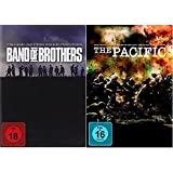 Band of Brothers + The Pacific [DVD Set] Komplette Serien