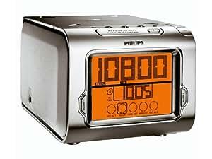 Philips AJ 3980 Uhrenradio mit CD-Player