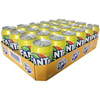 REFRESCO FANTA LIMON LATA 330ML 24 Unidades