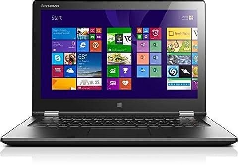 Lenovo Yoga 2-13 33,8 cm (13,3 Zoll FHD IPS) Convertible Notebook (Intel Core i5 4210U, 2,7GHz, 8GB RAM, Hybrid 500GB SSHD (8GB), Touchscreen, Win 8)