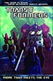 Image de Transformers: More Than Meets the Eye (2011-) Vol. 1