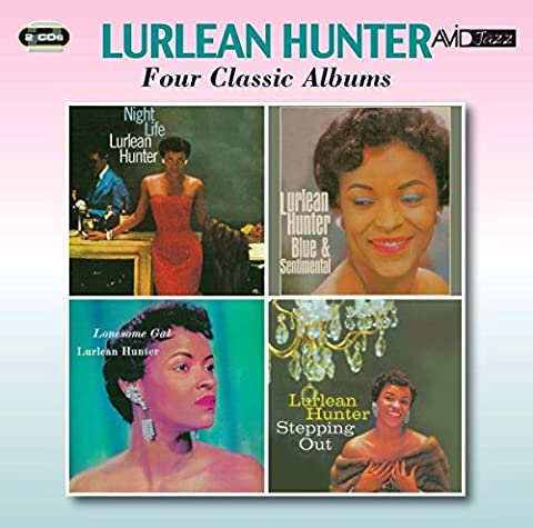 Four Classic Albums (Night Life / Blue & Sentimental / Lonesome Gal / Stepping Out)