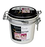 Bettina Barty Botanical Body Butter Rice Milk & Cherry Blossom, 400ml
