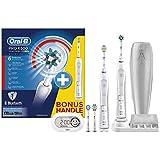 Oral-B PRO 6500 elektrische Zahnbürste (mit Bluetooth & 2. Handstück)