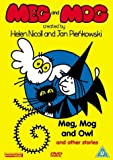 Meg and Mog: Meg, Mog and Owl [DVD] by Fay Ripley