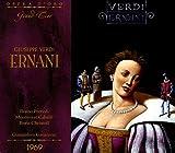 Verdi : Ernani. Caballé, Prevedi, Christoff, Gavazzeni.