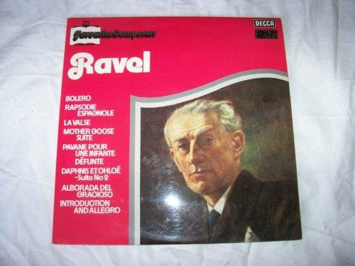 DPA 561/2 Fave Composers: Ravel OSR Ansermet 2xLP