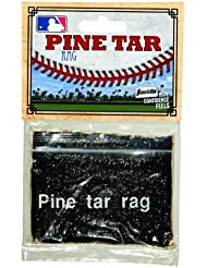 Franklin Sports Baseball And Softball Pine Tar Rag Batters Grip