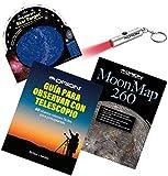 Kit para astrónomos principiantes de Orion, 30-50 grados