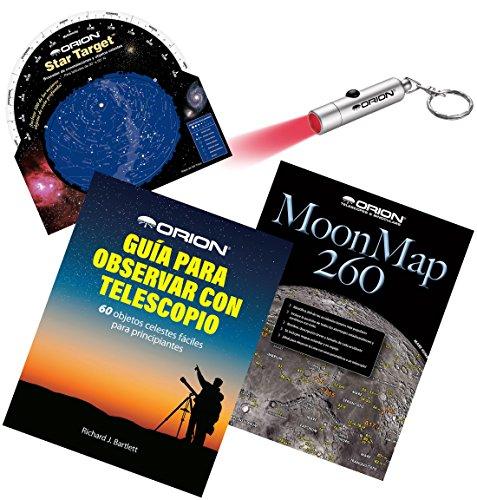 Kit para astrónomos principiantes de Orion