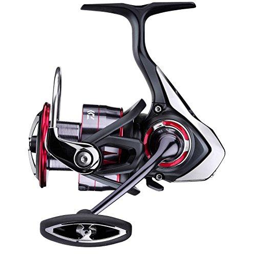 Daiwa Fuego LT Spinning Angelrolle mit 6+ 15,2: 1fglt4000dc, schwarz