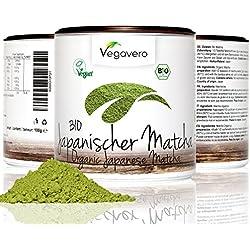 Thé Vert Matcha BIO - 100 g