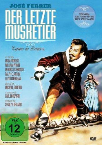 Der letzte Musketier - Cyrano de Bergerac